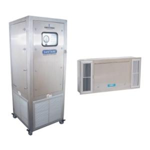 Dezinfectare aer si sterilizare ventilatii