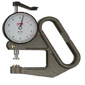 Kaefer manometre pentru grosime analogice