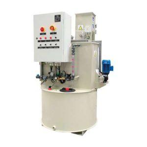 Sisteme de preparare a polimerilor Seko