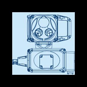 Actuatoare cu modulator Bernard Controls