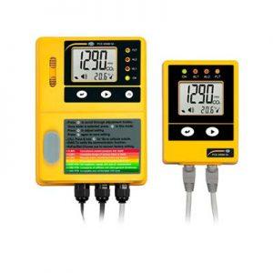 Testere CO2 PCE