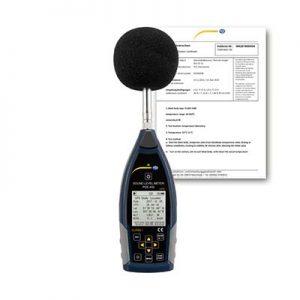 Sonometre PCE