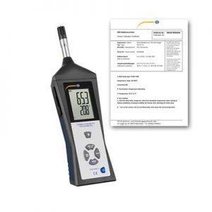 Termometre punct de roua PCE