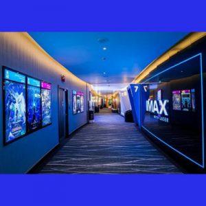 Izolari acustice sali de cinema