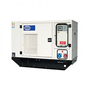 Generatoare diesel gama Rental FG Wilson