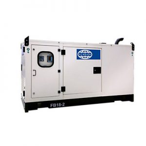 Generatoare diesel gama India FG Wilson