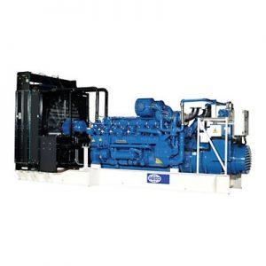 Generatoare pe gaz FG Wilson