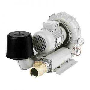 Suflante si aspiratoare cu canale laterale TBT Mapro