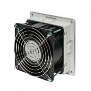 Incinte management termic TVR Instruments