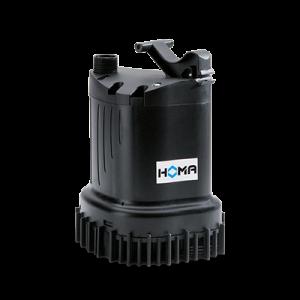 Sisteme de pompare pentru uz casnic Homa