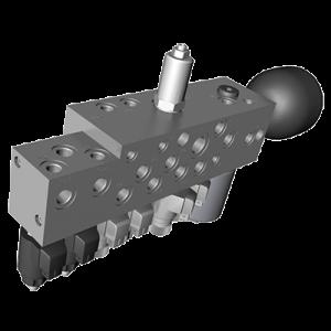 Carcase valve colectoare Hydac