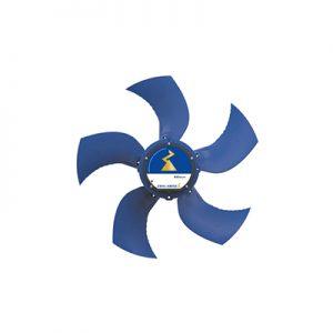 Sisteme de ventilatie Ziehl Abegg