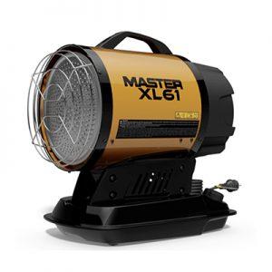 Radiatoare infrarosu cu ardere catalitica Master