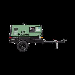 Compresoare de aer diesel portabile Sullair