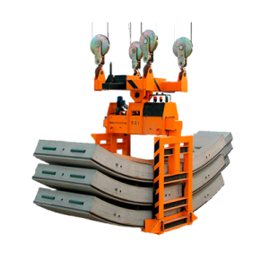 Echipamente manipulare prefabricate din beton Motorman SA
