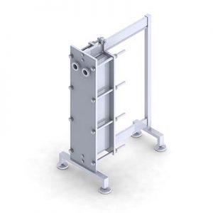Cadre schimbatoare de caldura Fischer Maschinen