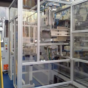 Structuri aluminiu Easy Systems