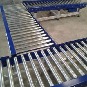 Unitati transport paleti si containere Easy Systems