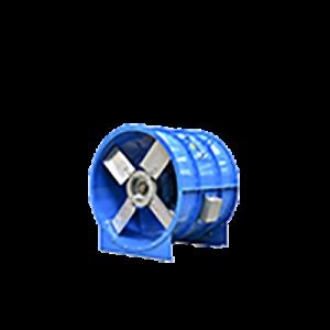 Ventilatoare axiale Comefri
