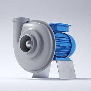 Ventilatoare material plastic Colasit